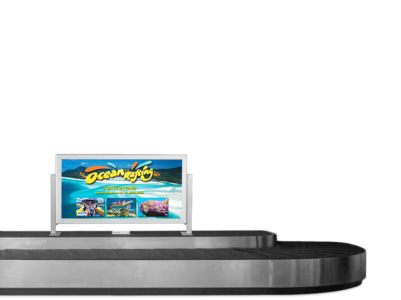 Airport Advertising Formats