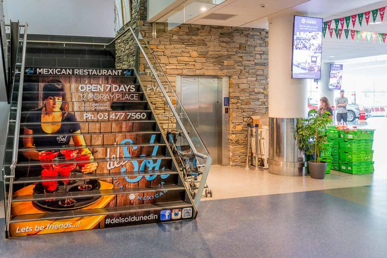Dunedin Airport Advertising