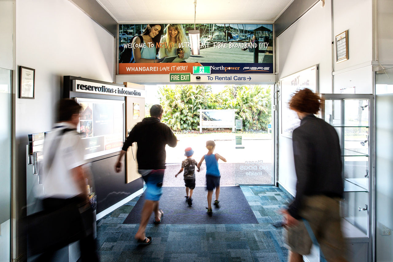 Whangarei Airport Advertising, Airport Advertising, Bishopp Outdoor Advertising, Bishopp Airport Advertising, Advertising, Airport Advertising