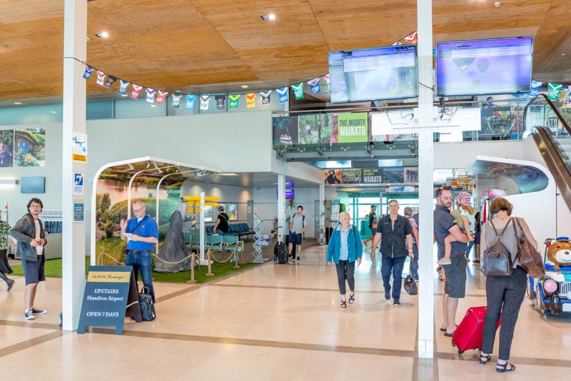 Airport Advertising Drives Sales for National Brands and Local Business