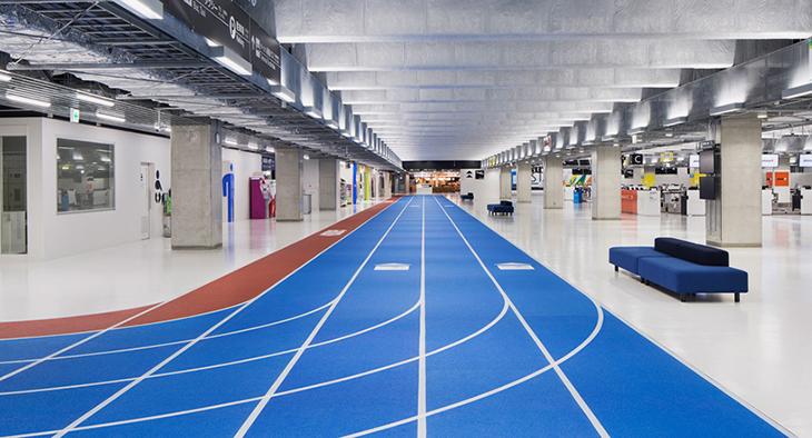 Tokyo Airport 2020 Olympics