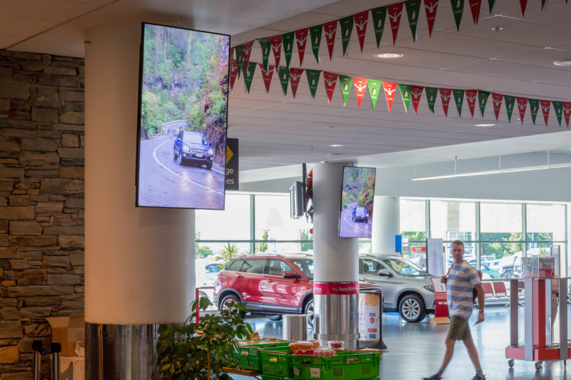 How Airport Advertising Increases International Brand Presence