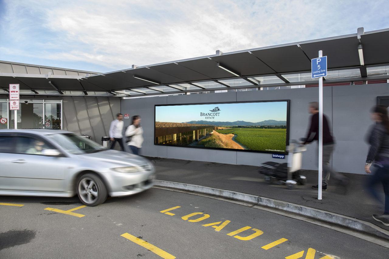 Marlborough Airport Advertising, Airport Advertising, Bishopp Outdoor Advertising, Bishopp Airport Advertising, Advertising, Airport Advertising