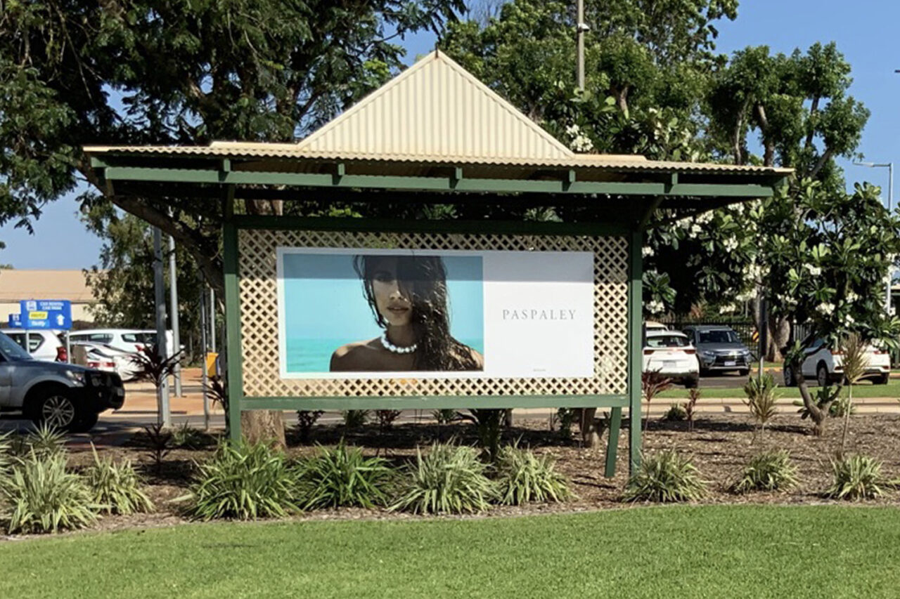 Broome Airport, Broome Airport Advertising, Bishopp Airport Advertising, Bishopp Group